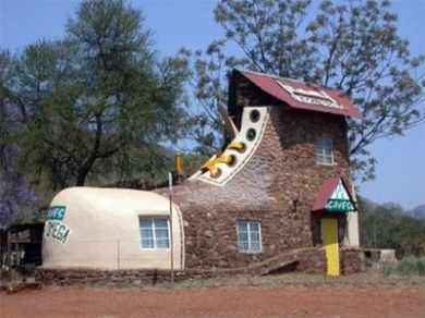 The Shoe House – South Africa