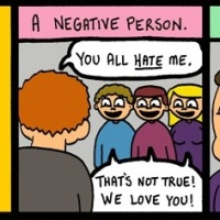 Negative People V.S. Positive People